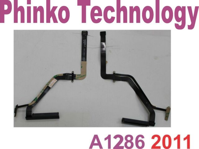 "MacBook Pro 15"" A1286 Hard Drive Cable 821-0812-A 821-0989-A 821-1198-A 09-11"