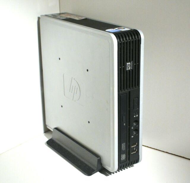 HP Compaq dc7800 Ultra-Slim USFF Desktop PC C2D 2 33GHz—4GB—80GB—Win7—Office