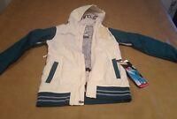 Special Blend 8wms Hush Jacket 5k Breathability Women Fit Heavy Jacket Large