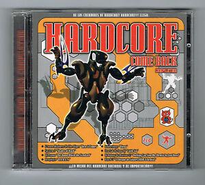 HARDCORE-COME-BACK-COMPILATION-2-CD-SET-24-TITRES-2002-COMME-NEUF