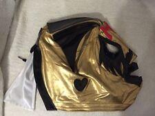Wrestling Mil Mascaras Semi-Pro Maske für Erwachsene