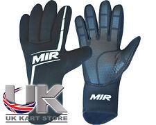 MIR Wet / Rain Gloves XS - Small GSC-PRO UK KART STORE