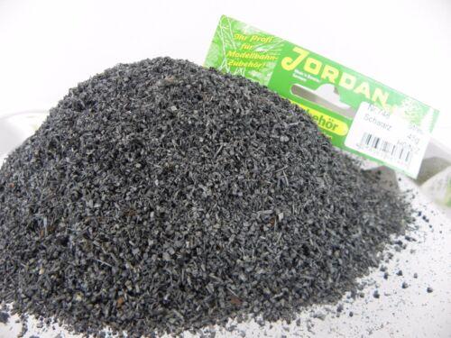 Graine litière Matériau Modélisme litière 45 gram Noir maquettes-Accessoires 45009