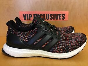 Image Is Loading Adidas Ultra Boost 3 0 LTD Multicolor Rainbow