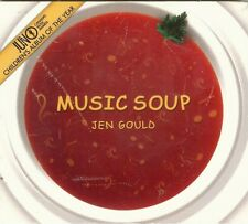 Jen Gould - Music Soup - CD - NEW