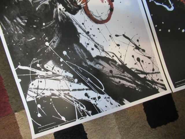 """Set of 3 The Call of the Wild 11/"""" x 17/"""" Collector/'s Poster Prints"""