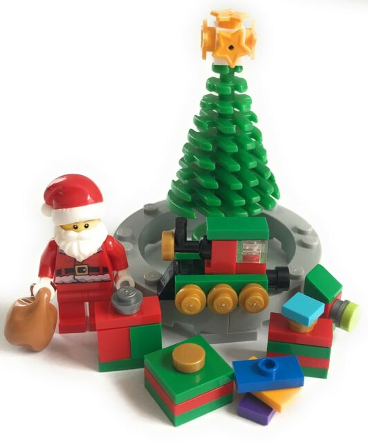 100/% Custom LEGO Christmas Ornaments 2019 9 different ones to choose from NEW