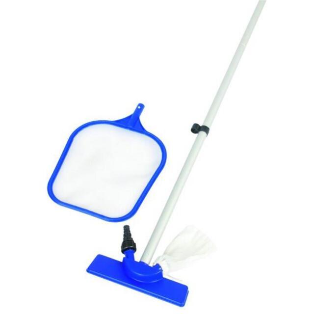 Cleaning Kit Pool Bestway Auction+Vacuum cleaner+Sieve Cm 247