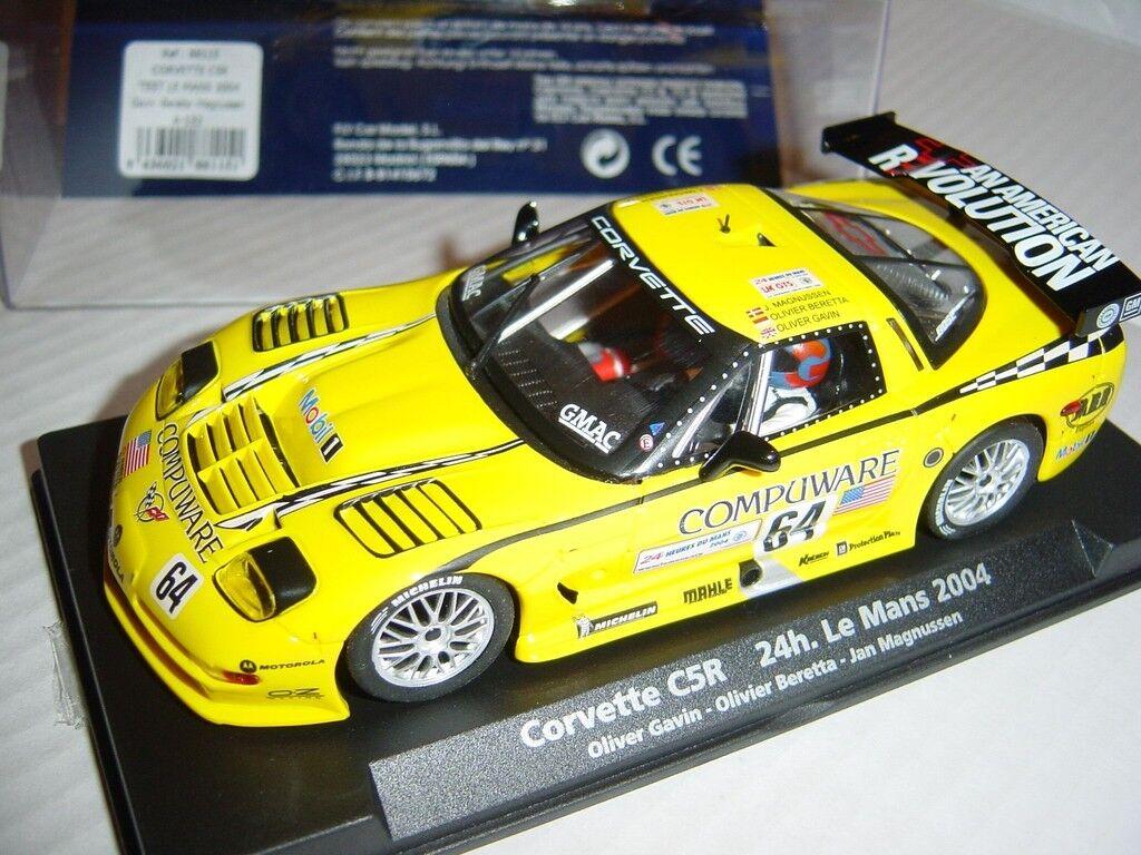 flygaga CORVETTE C5R Le Mans 2004 A132 (Ny)