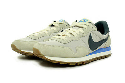 Nike Wmns Air Pegasus 83 Sneakers JCrew Mortar Distance Blue 407477 044