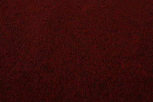 Rasenteppich Kunstrasen Premium rot 200x650 cm dunkel