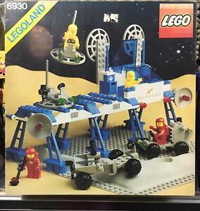 Initiative Lego 6930-1 - Stazione Di Rifornimento Spaziale - Space Supply Station