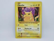NM-Mint!!! Common Pikachu x1 - XY Evolutions 35//108 Reverse Holo -