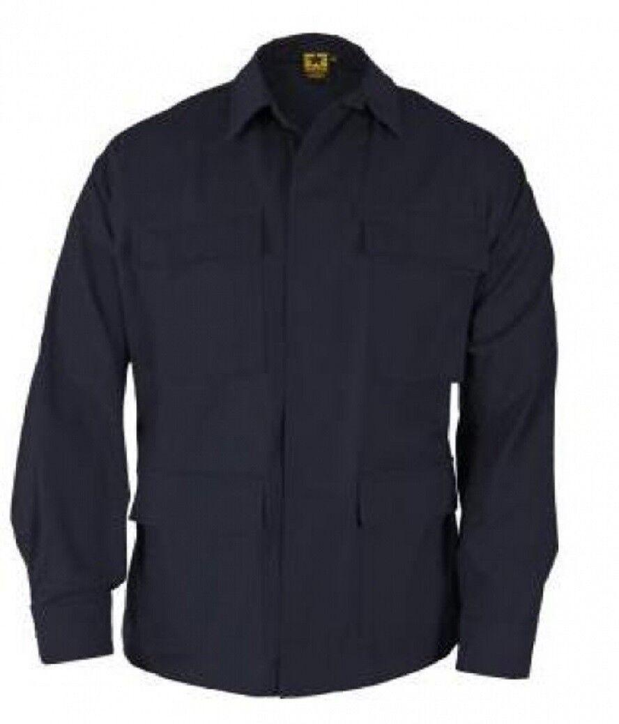 Us propper BDU Army exterior  chaqueta Coat Jacket Navy azul ll large Largo  mejor calidad