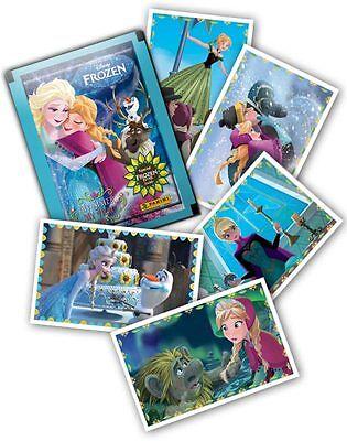Panini Disney Frozen My Sister My Hero Fever Sticker Stickers Album NEW