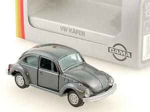 1:43 Minichamps VW Beetle 1302 convertible 1970 Yellow