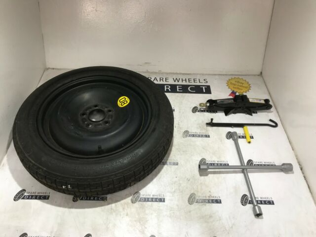 "VOLVO V40 16/"" space saver spare wheel /&   BRAND NEW jacking kit"