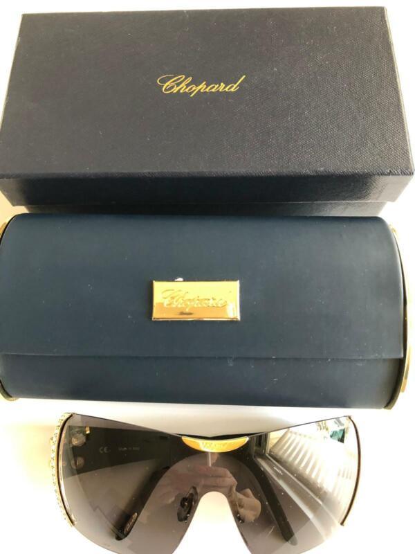 Beliebte Marke ???? Chopard Sch935s Sonnenbrille Sunglasses Italy S.gut ????