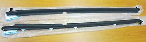 Mazda-MX5-Miata-NA-NB-89-04-Outer-Weather-Strip-Set-Pair-2-Genuine-Mazda