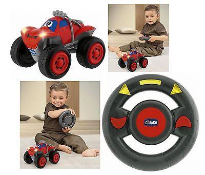 Abile Chicco Gioco Billy Big Wheels Rosso 2y+ Nuovo Avere Sia La Qualità Della Tenacia Che La Durezza
