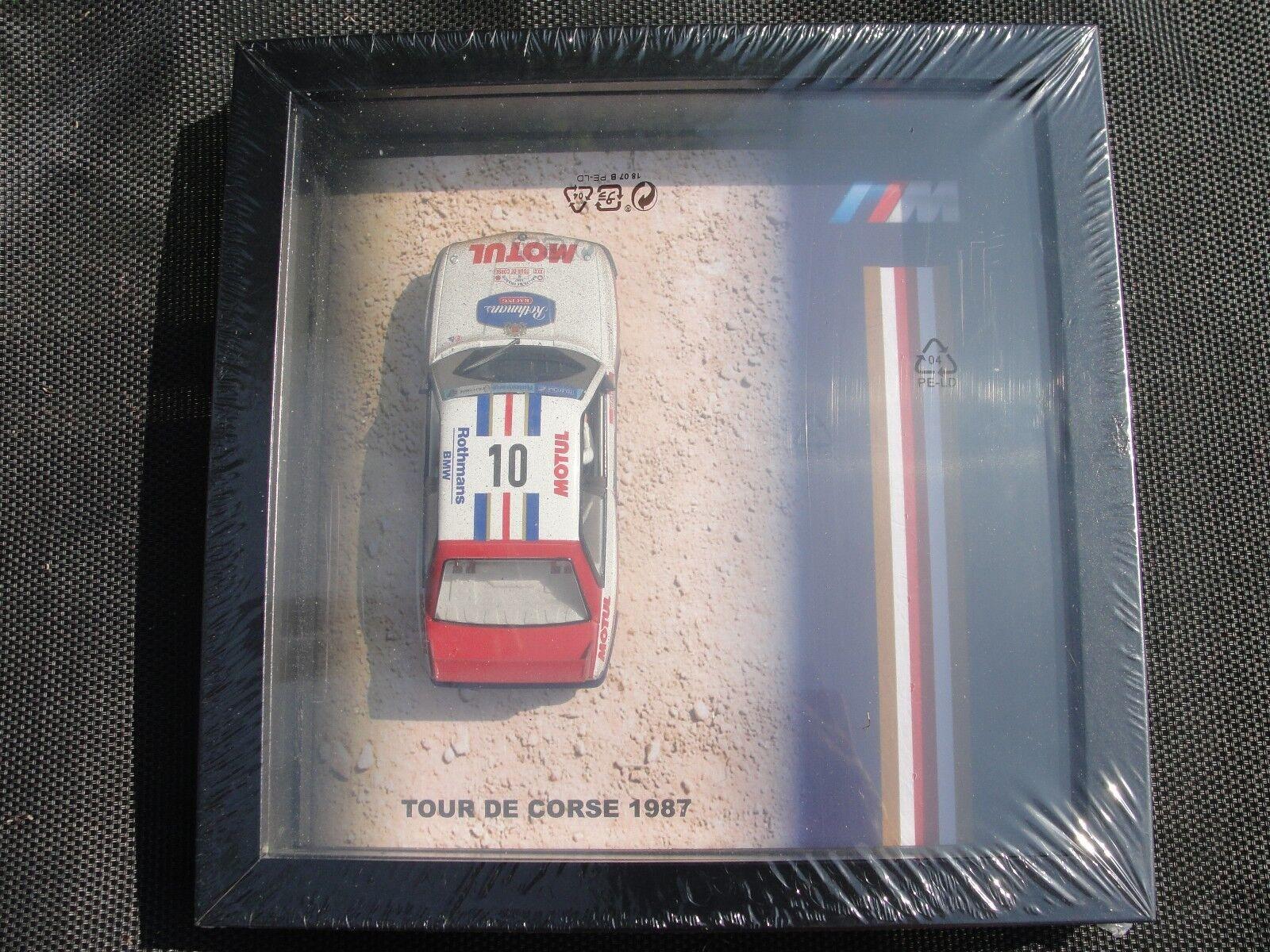 SPANSKA SLOT BMW 10'TOUR DE CORSE 1987'I DISspela CASE BNIBSLOT