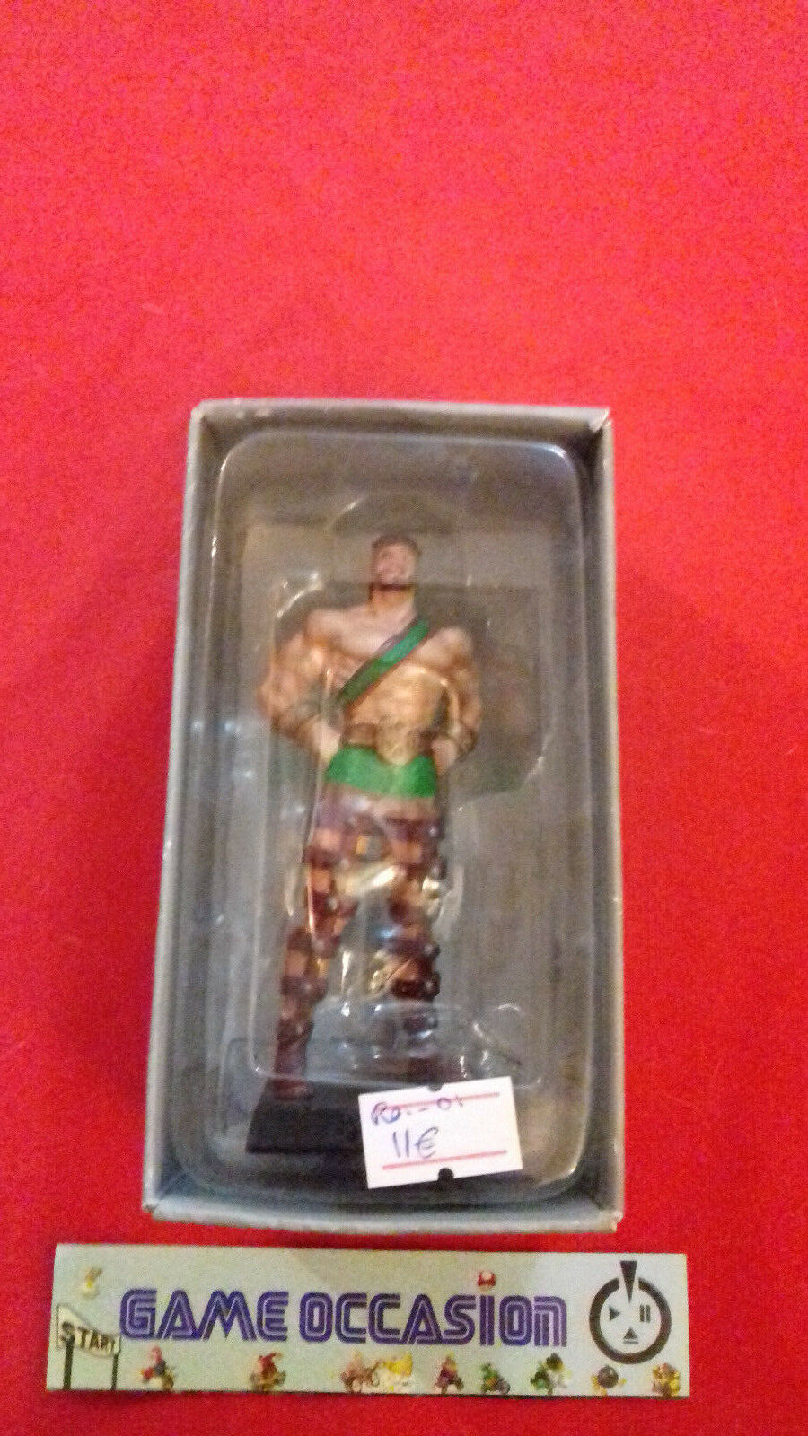 HERCULES NO.68 FIGURINE LEAD MARVEL DC COMICS SUPER HERO EAGLEMOOS