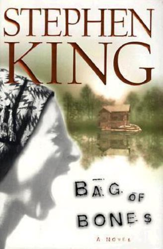 Bag of Bones by Stephen King ~ 1998, HC/DJ ~ Horror ~ Dark Places