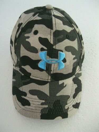 New Men Under Armour Cap Baseball Style Camouflage 97/% Cotton Free Shipping