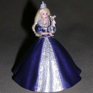 1999 Hallmark Barbie as the Millennium Princess Keepsake Ornament Celebration