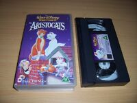 THE ARISTOCATS WALT DISNEY CLASSIC VHS