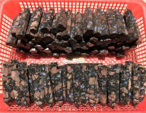 1-2lb-3-5pcs-Natural-Que-Sera-Stone-Llanite-QUARTZ-Crystal-WAND-Point-Brazil