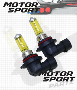 2Pcs-9006-12V-80w-Hyper-Yellow-3000K-Xenon-Gas-HID-Foglight-Light-Bulbs-1-Pair