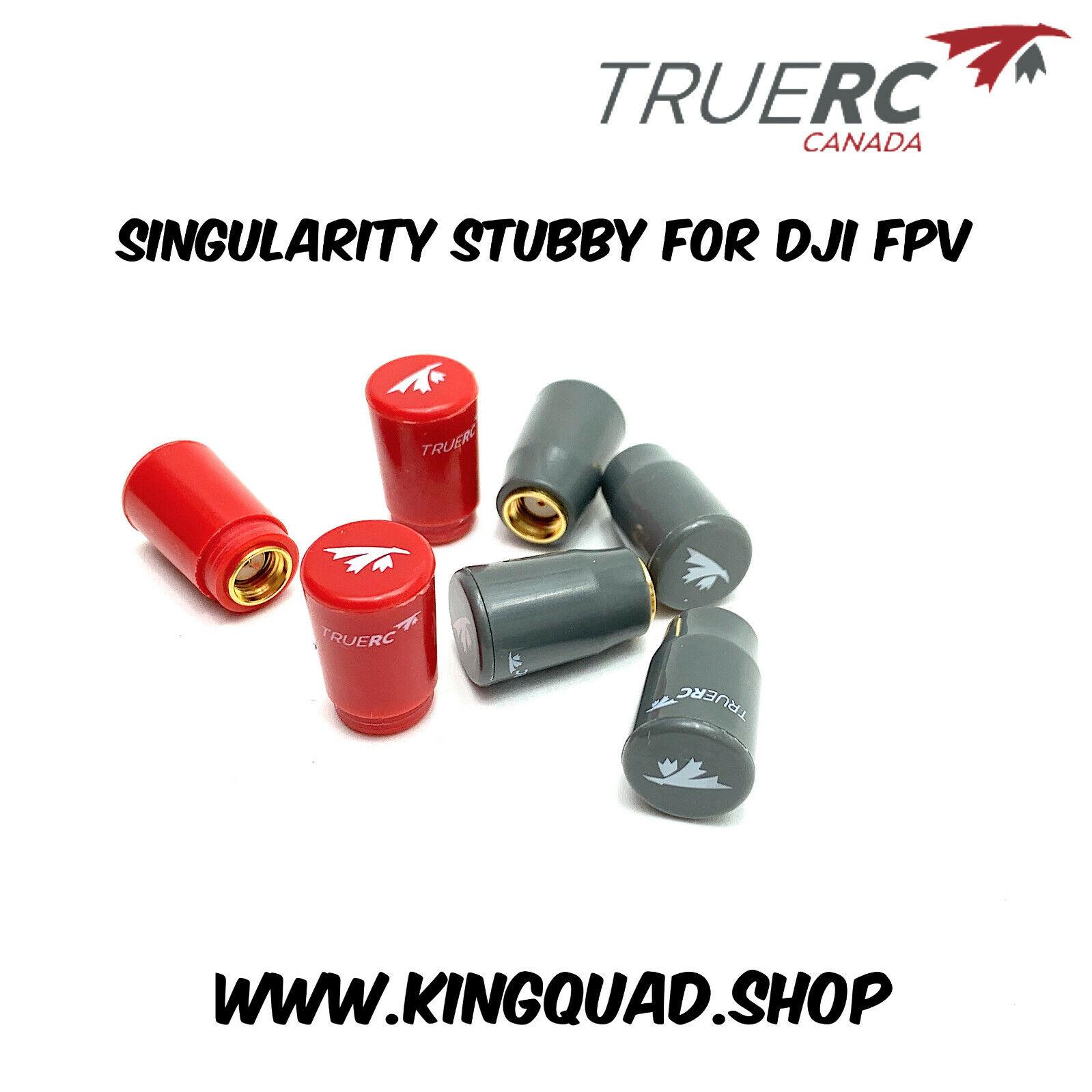 TrueRC Singularity Stubby 5.8GHz DJI Goggle Antennas (4 Pack)