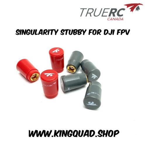 4 Pack TrueRC Singularity Stubby 5.8GHz DJI Goggle Antennas