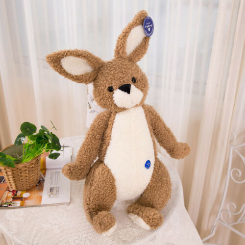 plush toy stuffed doll cartoon animal model forest rabbit hare bunny baby 1pc