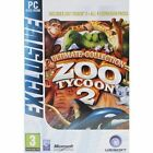 Zoo Tycoon 2 Ultimate Collection (pc Dvd) PAL