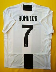 low priced 1af01 566cd 5/5 Ronaldo Juventus jersey large 2019 shirt CF3489 Adidas ...