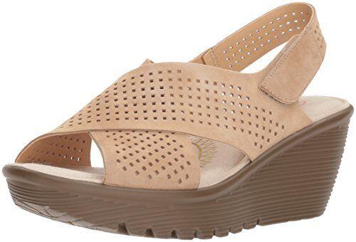 Skechers Damenschuhe SZ/Farbe. Parallel-Infrastructure Wedge Sandale- Select SZ/Farbe. Damenschuhe 7cedf4