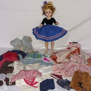 Vintage-Vogue-Jill-Doll-And-Clothing