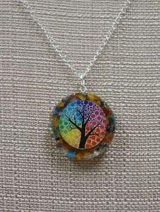 Orgone-TREE-OF-LIFE-Pendant-Strengthen-Heal-Energy-Protect-inner-peace-chakra