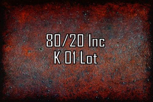 80/20 T Slot Aluminum Extrusion K 01 N Lot
