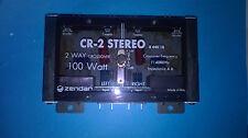 Filtro crossover 2 vie stereo 100 +100W RMS 4 ohm CR-2