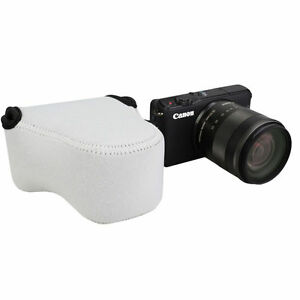 JJC-Ultra-Light-Camera-Pouch-Case-Bag-fits-Nikon-1-J1-J2-J3-J4-J5-10-100mm-Lens