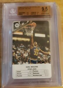 1988-Fournier-NBA-Estrellas-Karl-Malone-16-BGS-9-5