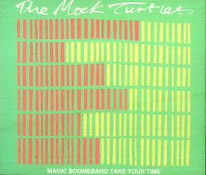 The-Mock-Turtles-Magic-Boomerang-CD-Single-Imaginary-1990-Madchester-MINT