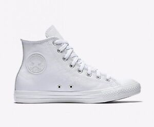 2bed02cf8cef Image is loading Original-Converse-Chuck-Taylor-All-Star-White-Leather-