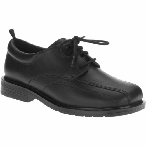 NWT Healthtex Slip-on or Lace-up Casual Black Dress Shoes 7 8 9 10 11 Little Boy