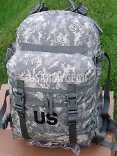 New Made in USA Digital ACU 3 Days Army Assault Back Pack Molle Ruck Sack USGI