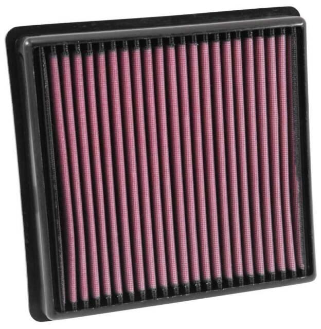 K/&N 33-3029 High Flow Air Filter for JEEP GRAND CHEROKEE 3.0 DIESEL 2011-16 KN