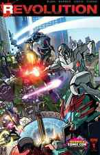 REVOLUTION 1 NYCC 2016 INDONESIA COMIC CON VARIANT NM